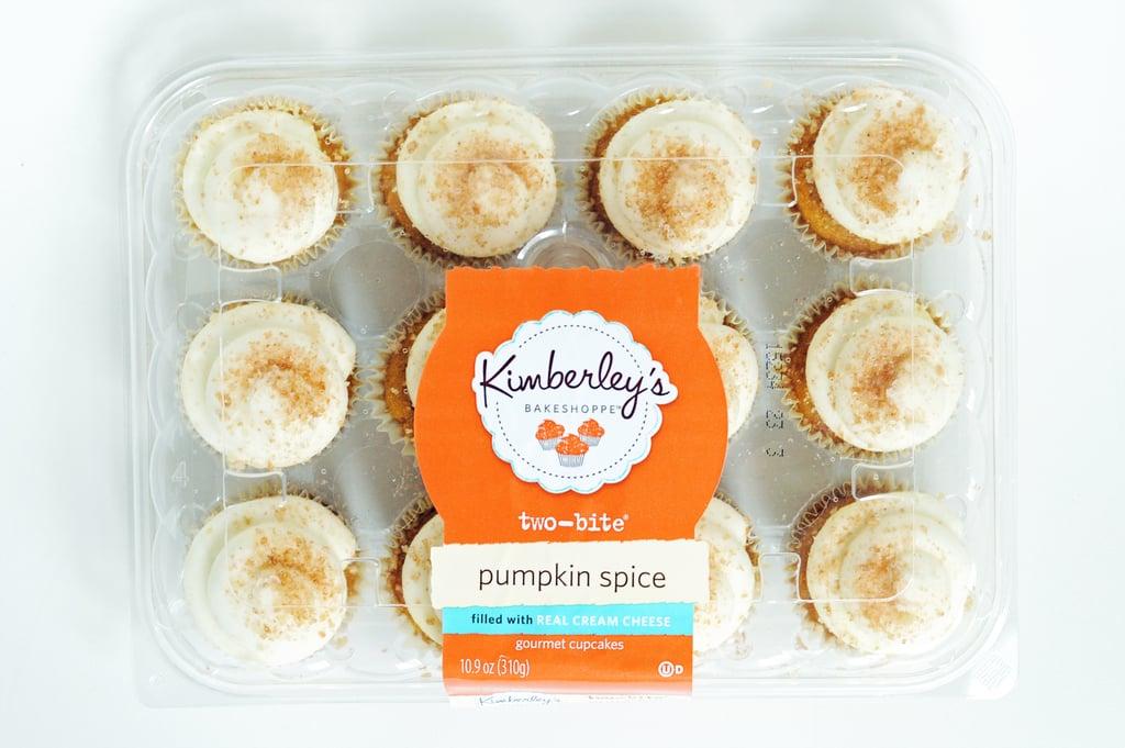 Kimberley's Bakeshoppe Two-Bite Pumpkin Spice Cupcakes