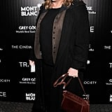 Kathleen Turner attended the premiere.