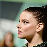 Anya Taylor-Joy's High Ponytail, 2017