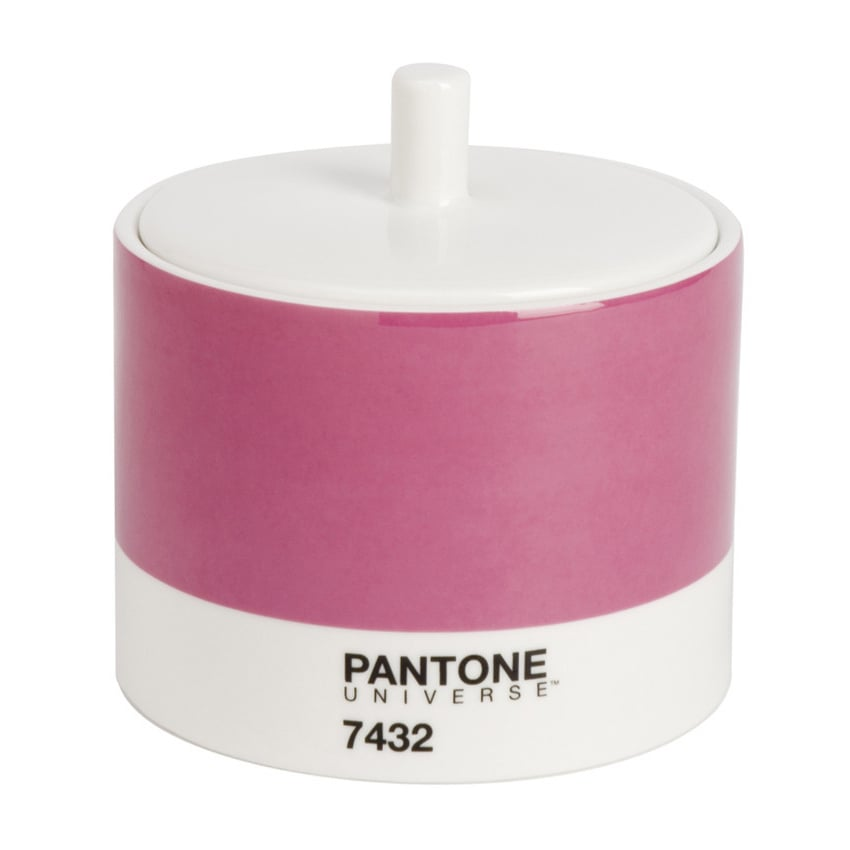 Fans of color and design will love the sleek Pantone Sugar Pot ($21, originally $26).