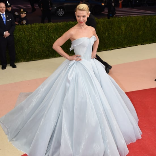 Claire Danes's Light-Up Dress at Met Gala 2016