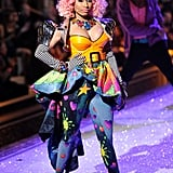 Victoria's Secret Fashion Show Nicki