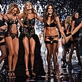 No Victoria's Secret Fashion Show without a grand finale.