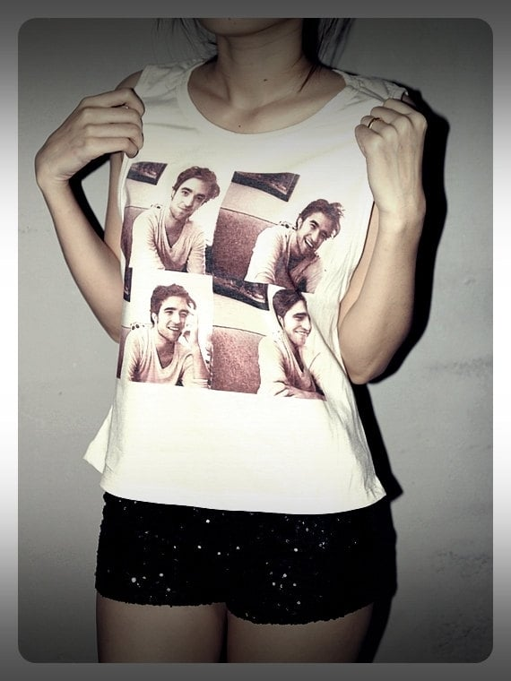 Robert Pattinson Tee ($14)