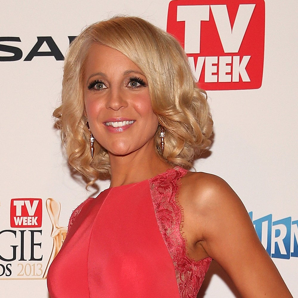 2013: Carrie Bickmore