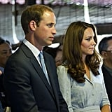Prince William and Kate Middleton in Malaysia | Pictures