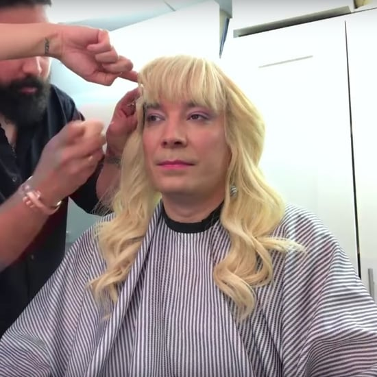 Jimmy Fallon's Time-Lapse Into Sara From Ew