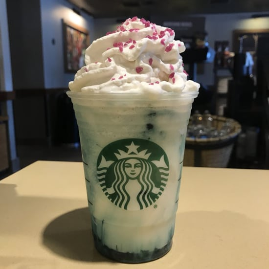 Reactions to the Starbucks Crystal Ball Frappuccino