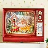 Santa and Reindeer TV
