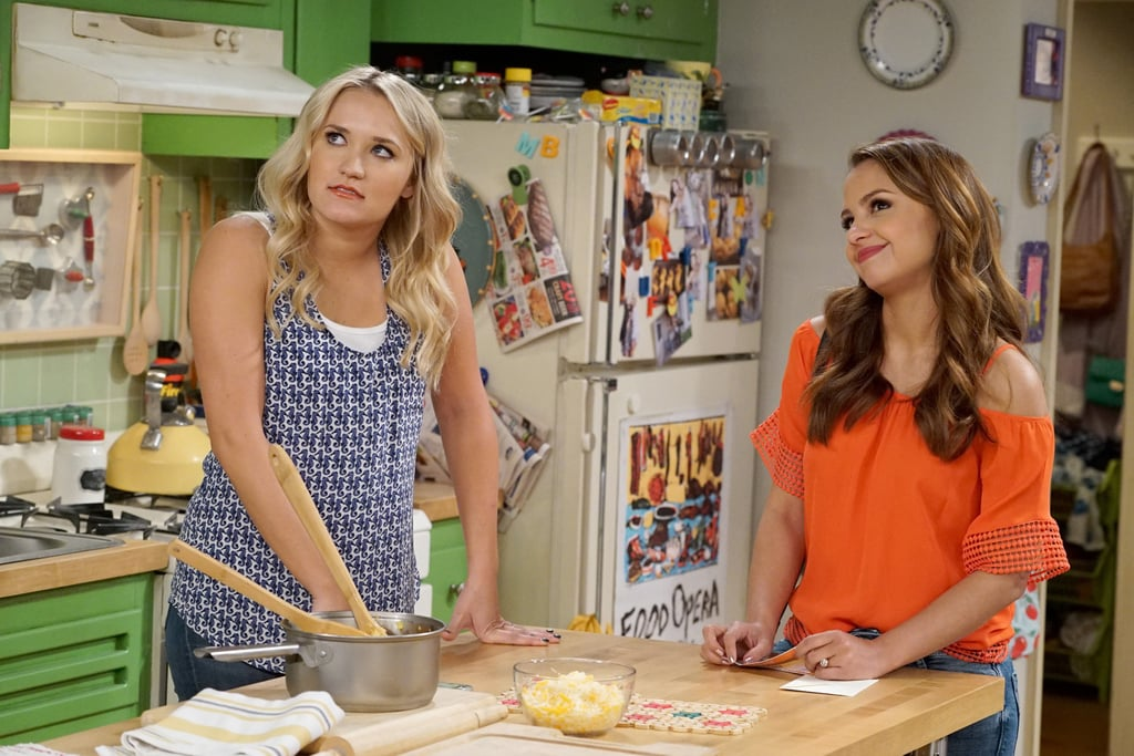 Young & Hungry, season four