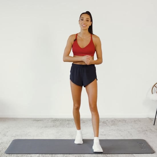 Kayla Itsines's 4-Week Bodyweight Workout Plan: Weeks 1 & 3
