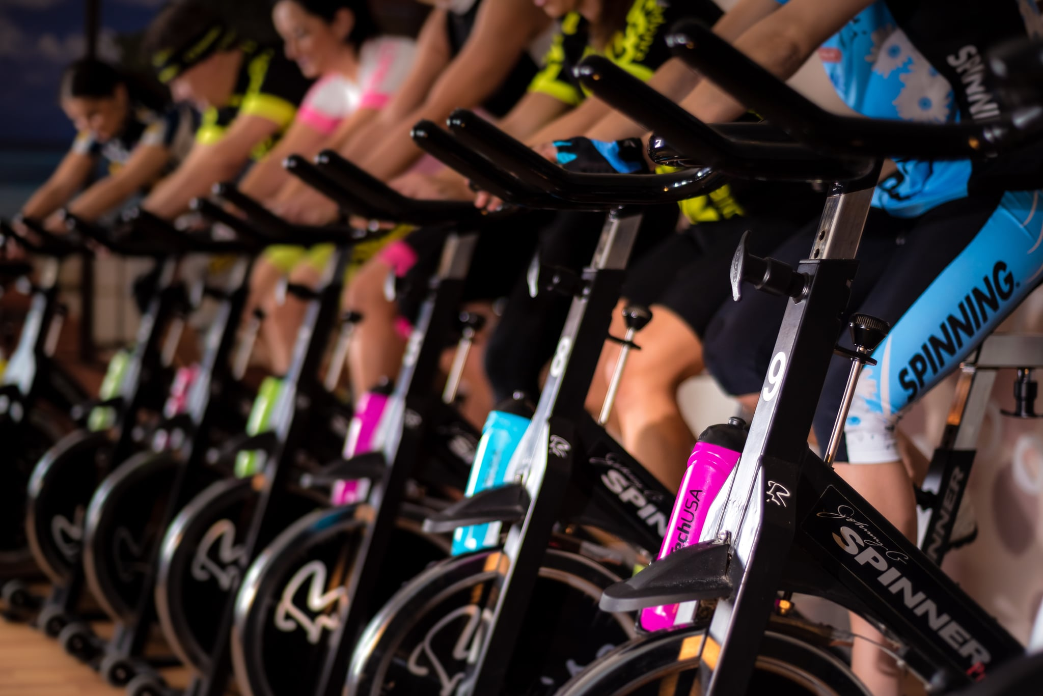 How to Burn More Calories During Cycling Class