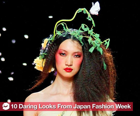 10 Daring Looks From Japan Fashion Week