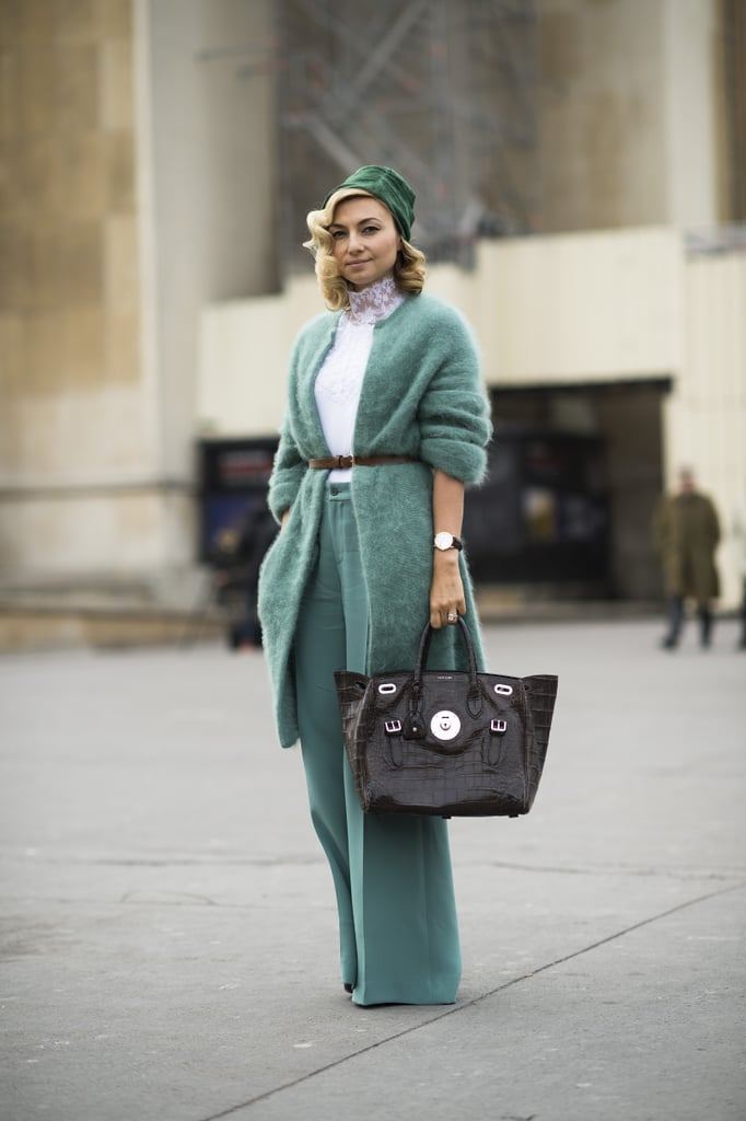 This is what we call color-coordinated. Source: Le 21ème   Adam Katz Sinding