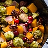 Slow-Cooker Brussels Sprouts With Cranberries, Pecans, and Butternut