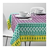 Lilac Tablecloth ($15)