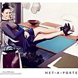 Net-A-Porter Fall 2012 Ad Campaign