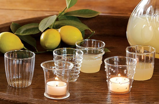 Nice and New: Venetian-Style Votive Holders