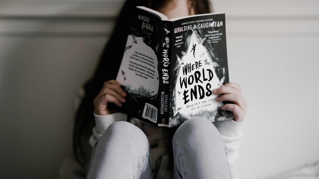 Author on What Kids Should Really Be Reading