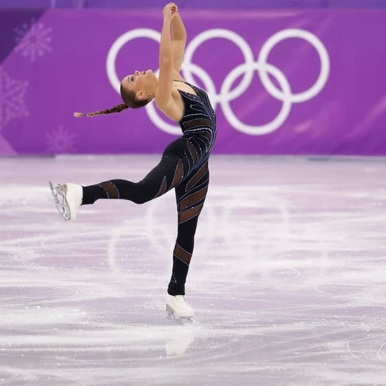 Female Figure Skaters Bodysuits Winter Olympics 2018