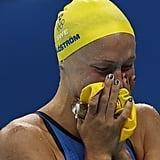Sarah Sjöström, Schwimmen, Schweden