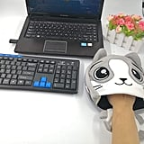 USB-Powered Heating Mouse Pad