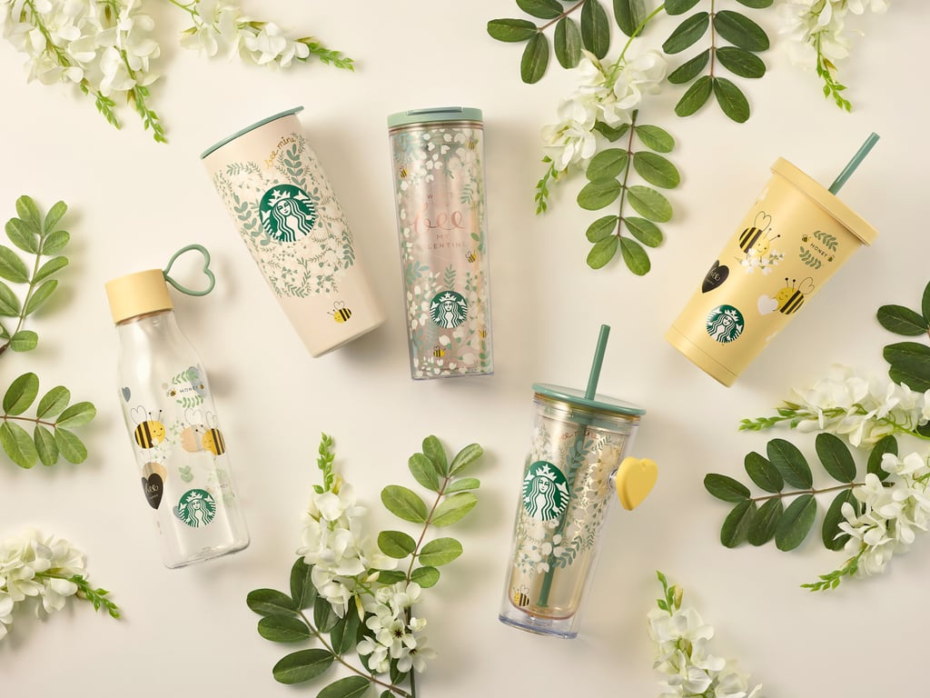 """Starbucks Asia Pacific """"Bee Mine"""" Valentine's Day Collection"""
