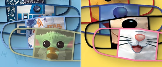 Shop Disney's New Kid-Friendly Cloth Face Masks Here
