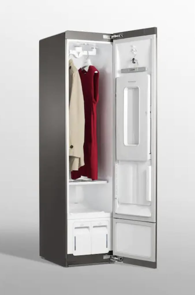 LG Styler Mirror Programmable Standing Fabric Steamer
