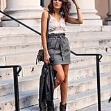 The Perfect Miniskirt