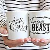 Beauty and The Beast Couples Mugs ($25)