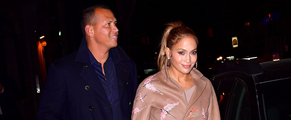 Get Your Date-Night Outfit Inspo From Jennifer Lopez This Fall