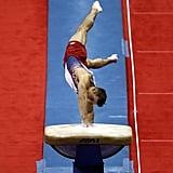 How Is Men's Vault Scored in Gymnastics?