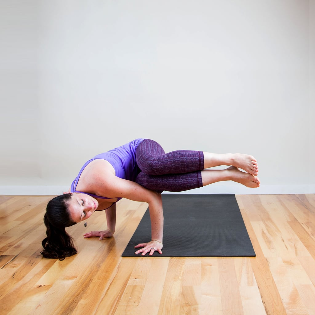The Crazy Arm-Balance That Sculpts Your Arms and Core