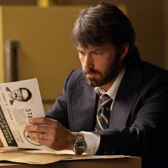 Argo Trailer With Ben Affleck
