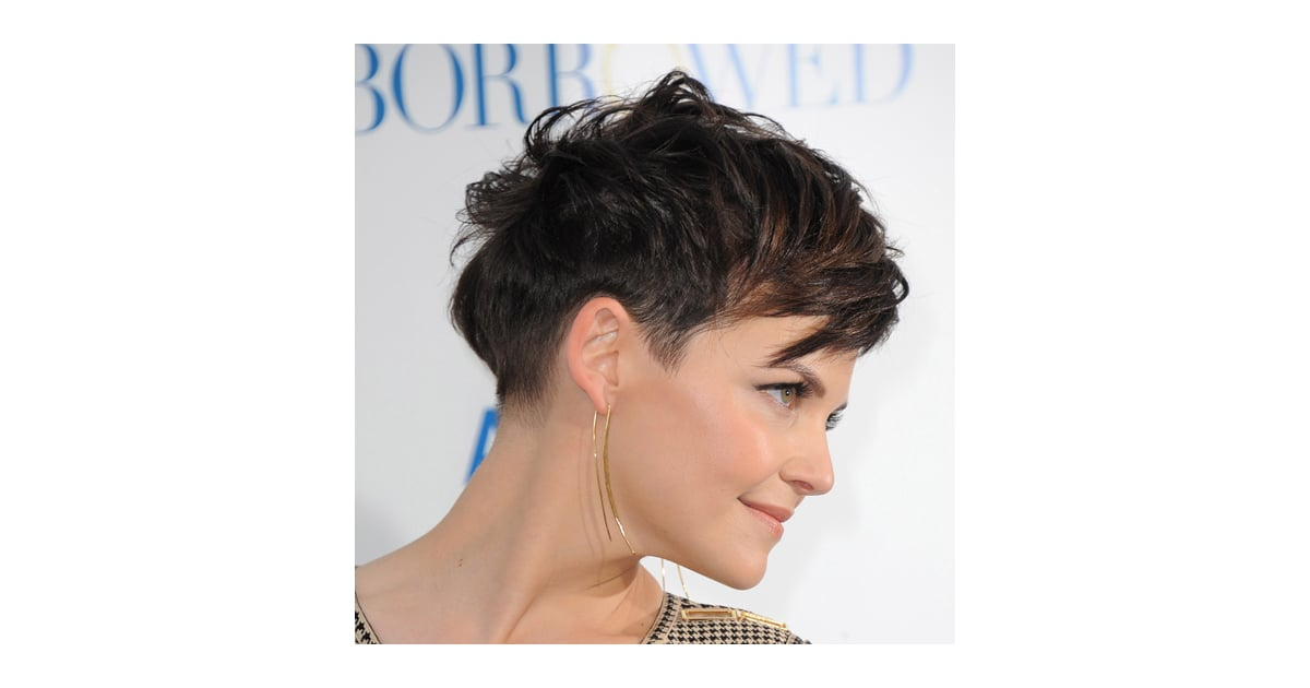 How to Create an Edgier Hairstyle Like Ginnifer Goodwin\'s 2011-05-04 ...