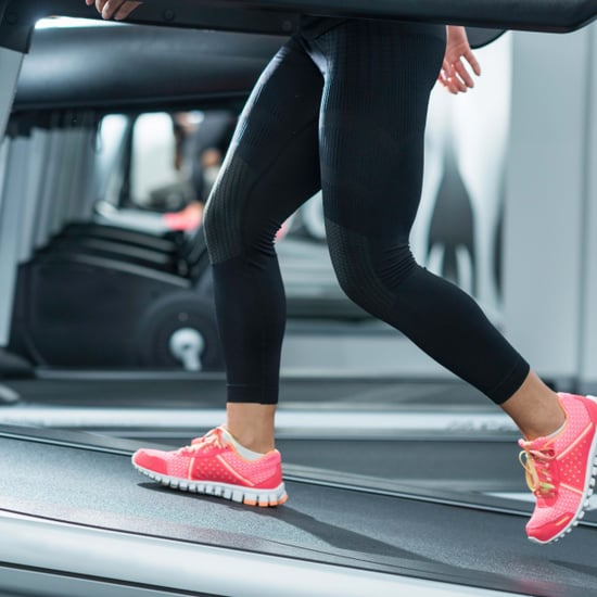 25-Minute Walking Treadmill Workout