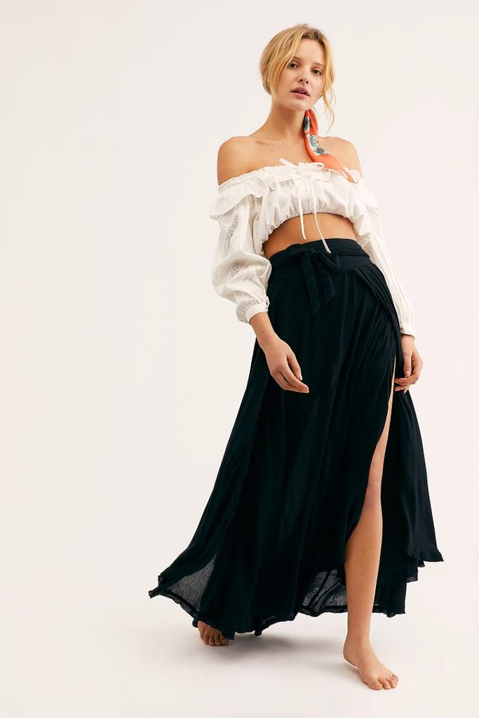 Endless Summer Coast To Coast Wrap Skirt