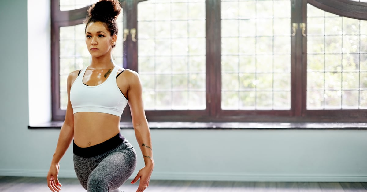 Anytime, Anywhere: This 6-Move Workout For Your Legs and Core Requires Absolutely NO Equipment