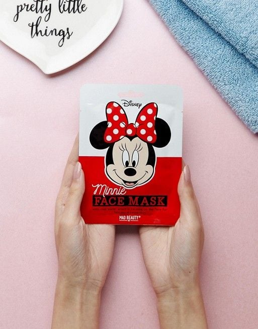 Minnie Sheet Mask