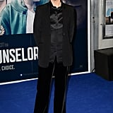 Sigourney Weaver attended the London premiere of The Counselor.