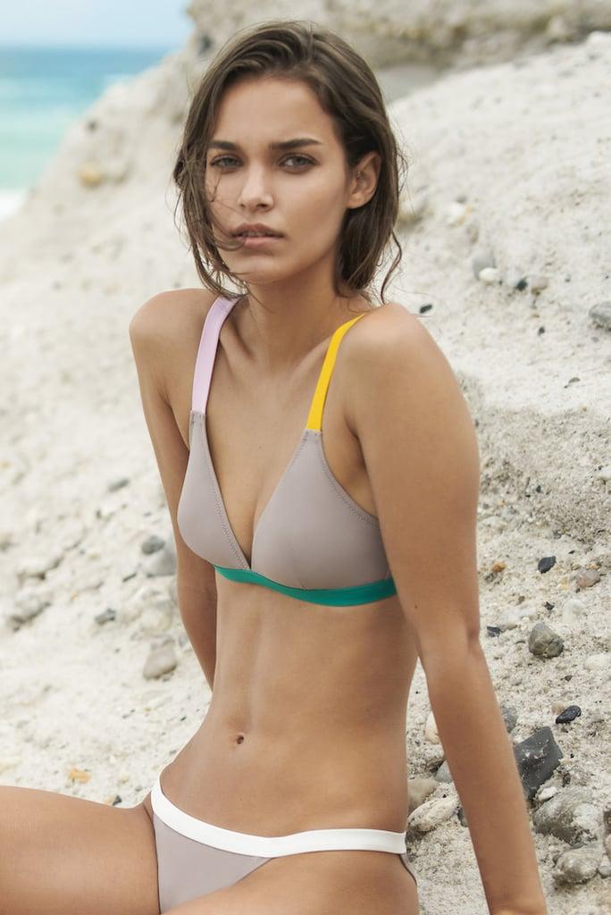 Valimare St Barths Colorblock Bikini
