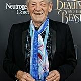 Ian McKellen as Doctor Dillamond