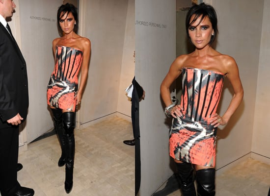 Love it or Hate it: Victoria Beckham at NYC Vogue's Night Out