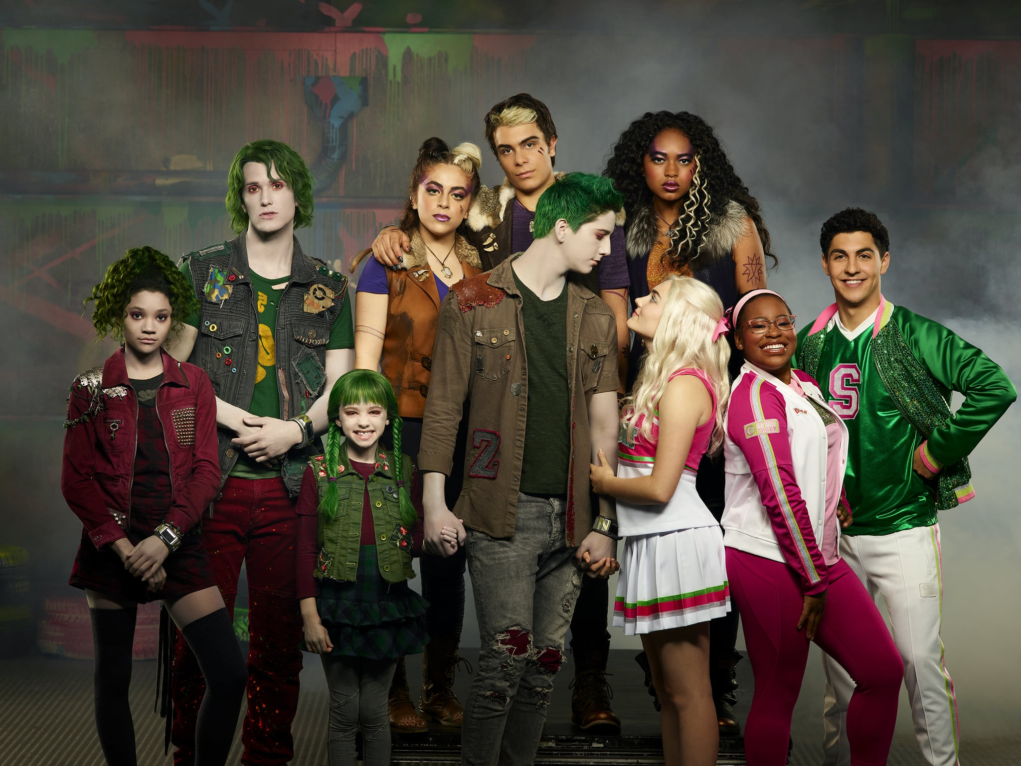 ZOMBIES 2 - Disney Channel's