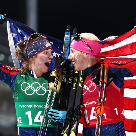 Kikkan Randall and Jessie Diggins Win Gold at Olympics 2018