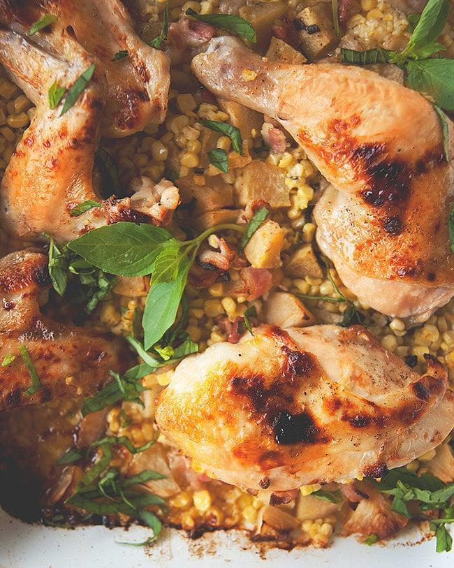 Bone In Chicken Breast Recipes Easy