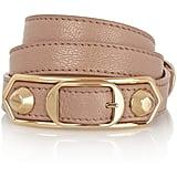 Balenciaga Bracelet ($295)