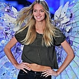 Victoria's Secret Models Prep For Tonight's Big Runway Show!