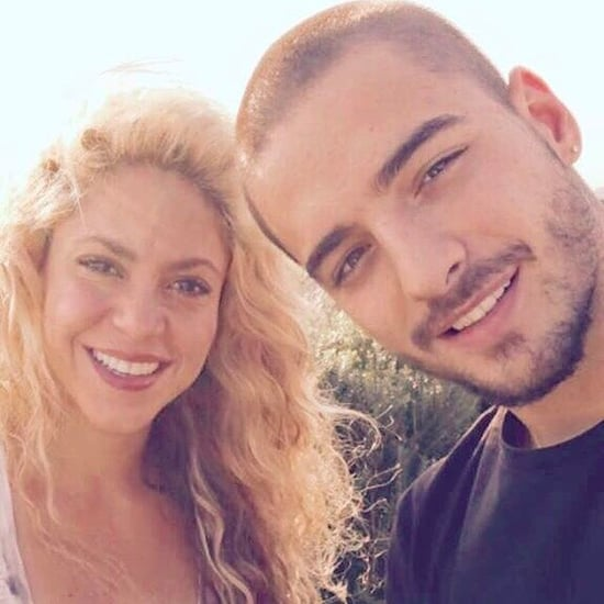 "Shakira's Song With Maluma, ""Chantaje"""